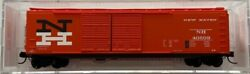 N-scale Micro-trains New Haven 50' Standard Double Door Boxcar Part 034 00 460