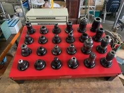 Huot Cutting Tool Holder Includes 24 Tools