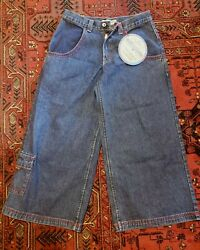 Jnco Jeans Usa Street Division Wear Size 7 No Others Found Available New