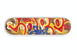 Cope2 Mta Throwie Skate Board Deck Signed + Numbered Obey