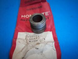 New Oem Homelite 59675 Chainsaw Oil Pump Worm Gear For Super Xl T2