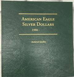 Bullion Silver Eagles Various Not Certified
