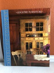 American Country Country Furniture Time Life Books