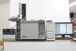 Hp 5890 Series Ii Gc Elcd Pid O-i 4420 4430 S/sl 7673 Autosampler Chemstation