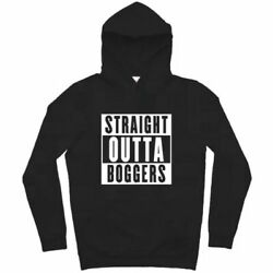 Straight Outta Boggers - Hoodie - Pandemic Lockdown Toilet Roll Compton