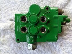 John Deere 950/1050 Scv Loader Valve . Good Used Take Off. Hard To Find