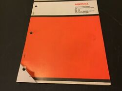 Vintage Case Ingersoll Tractor Parts Catalog 100 Series 8-2990