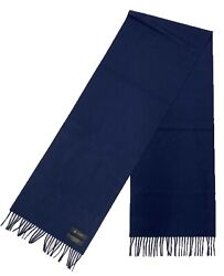 3295 Vicuandntildea Navy Blue Scarf Vicuna Made In Italy The Most Expensive Fabric