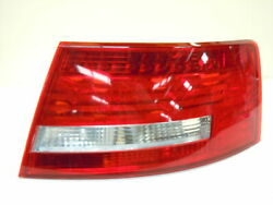 Audi A6 C6 Saloon Os Right Rear Led Tail Light Cluster New 446-1903r
