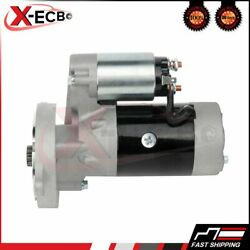 Starter For Ford Engines Passenger Cars Sbf 260 289 302 351w Fe 429 3hp 1965-71