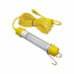Saf-t-lite 1413-5000 Stubby, 50ft. Cord, With Switch, In-line Ballast