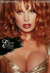 Shannon Whirry Exit Dvd