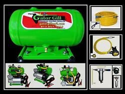 Gator Gill 150and039 Elite Series 12 Volt W/aluminum Tank. Perfect For Lobster Season
