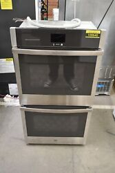 Ge Jkd5000snss 27 Stainless 8.6 Cu. Ft. Double Wall Oven Nob 109640
