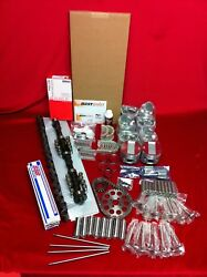 Ford 239 Flathead Deluxe Engine Kit Isky Cam+valves+lifters 1949-50 No Pistons