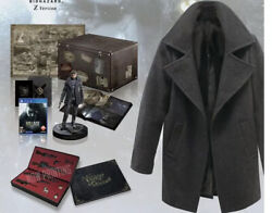 Biohazard Village Zver Ps5 Complet Set Playstation5 Manteau Taille L Collector
