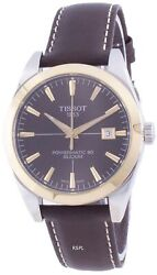 Tissot Gentleman Powermatic 80 Silicium Automatic T927.407.46.291.01 Menand039s Watch