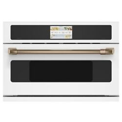 Ge Cafe Csb913p4nw2 30 Stainless Single Electric Wall Oven Nib 109494