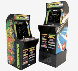 Arcade1up Atari 12 In 1 Deluxe Edition Centipede Asteroids With Riser