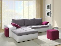 Corner Sofa Bed Couch With Bed Function Interior Design Set Pads Corner