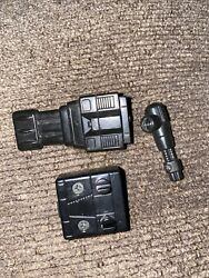 Vintage Gobots Renegade Power Suit Power Warrior Grungy Weapons Parts Accessory