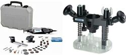Dremel 4000-2/30 High Performance Rotary Tool Kit- 2 Attachments And 30accessories