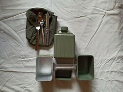 New Yugoslavia Military Food Kit Container Portion Jna Army
