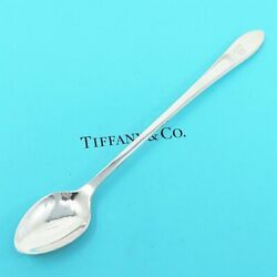 Nyjewel And Co. 925 Sterling Silver Baby Spoon Engraved 6.25 26.3g