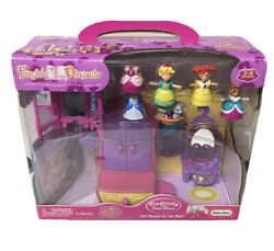 Little Tikes Cinderella And The Glass Slipper Fairytale Playset 2005 New