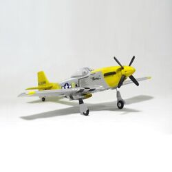 Hookll Mustang P51 V2 Epo 1200mm Wingspan Rc Airplane Fixed Wing Kit/pnp