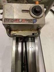 Lil Orbits Ss1200 Base Tank And Heating Element-old Style