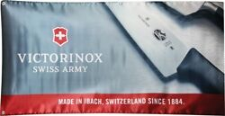 Victorinox Swiss Army Banner Polyester Construction Grommets To Hanging 53 ½x26