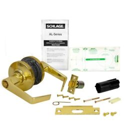 Schlage Al-series Boat Brass Privacy Latch - Incomplete