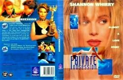 Shannon Whirry Private Obsession Dvd