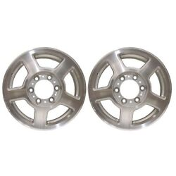 Ranger Boat Trailer Tire 15 X 7 Rims 2600 Lbs Pair Scratched / Dinged
