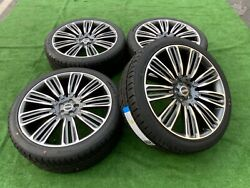 22 Range Rover Velar Autobiography Supercharge Wheels Tires Rims 265/40-22