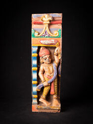 Antique Part Of An Ancient Indian Temple From India, 18th Century