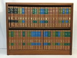 1952 Great Books Of The Western World 54 Volume Complete Set Britannica Hcs