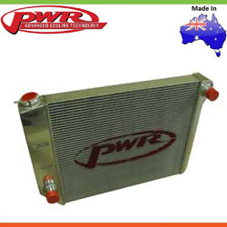 New Pwr 55mm Radiator For Ford Falcon Xa, Xb, Xc Cleveland Without Ac