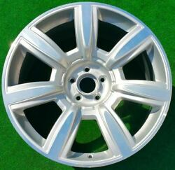 Perfect Factory Bentley Wheel Flying Spur 20 Inch Oem Continental 3w0601025s