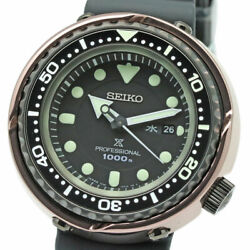 Free Shipping Pre-owned Seiko Marine Master Professional 1978 Limited Sbbn042