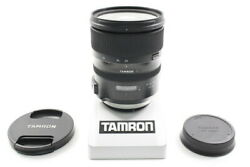 Tamron Sp 24-70mm F/2.8 G2 Di Vc Usd G2 Zoom Lens For Canon Good Condition