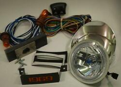 Camaro Parking And Driving Light Combination Conversion Kit, Multi-color Ring,