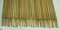 30 Pcs Handmade Bamboo Reed Pen For Calligraphy Writing Arabic And Farsi