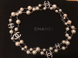 Gorgeous Long Pearl Necklace - Authentic