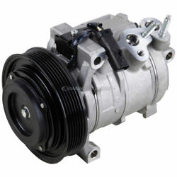 New Oem Ac Compressor And A/c Clutch For Ram 1500 And Jeep Grand Cherokee
