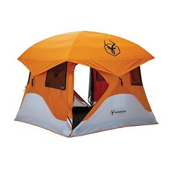 Gazelle 22272 T4 Pop-up Portable Camping Hub Tent Easy Instant Set Up In... New