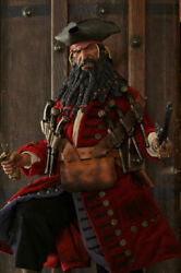 Sideshow Blackbeard The Pirate Premium Format Exclusive Mint Only 200 Made