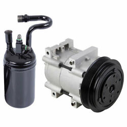 Ac Compressor W/ A/c Drier For Ford Ranger And Mazda B2300