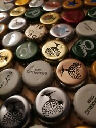 X 200 Bottle Caps Crowns Tops Ale Beer Lager Tonics Man Cave Home Bar